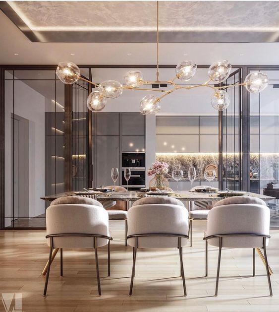 Đánh dấu xu hướng thiết kế nội thất 2020 với sự hiện đại sang trọng