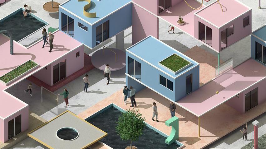Thiết kế nhà ở trong tương lai bị ảnh hưởng bởi cơn đại dịch COVID - 19 như thế nào?
