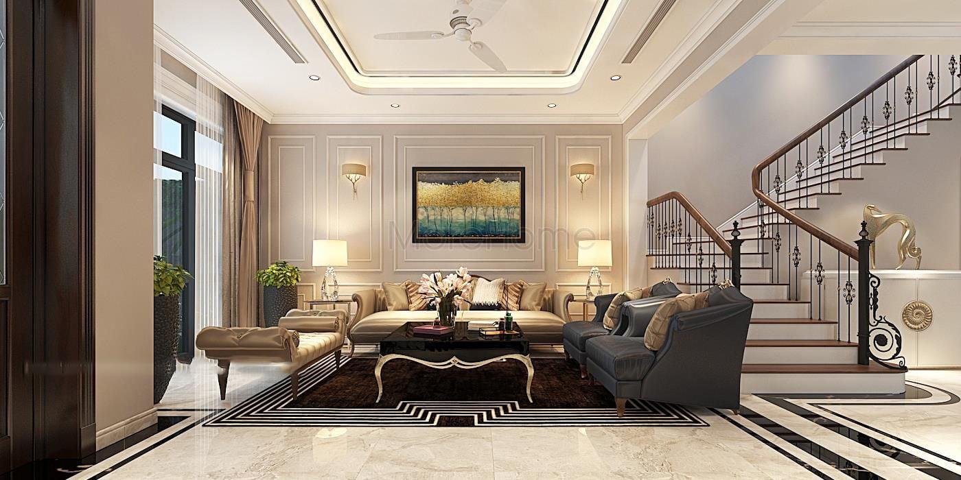 Thiết kế nội thất nhà ở tại Hải Phòng - Vinmic