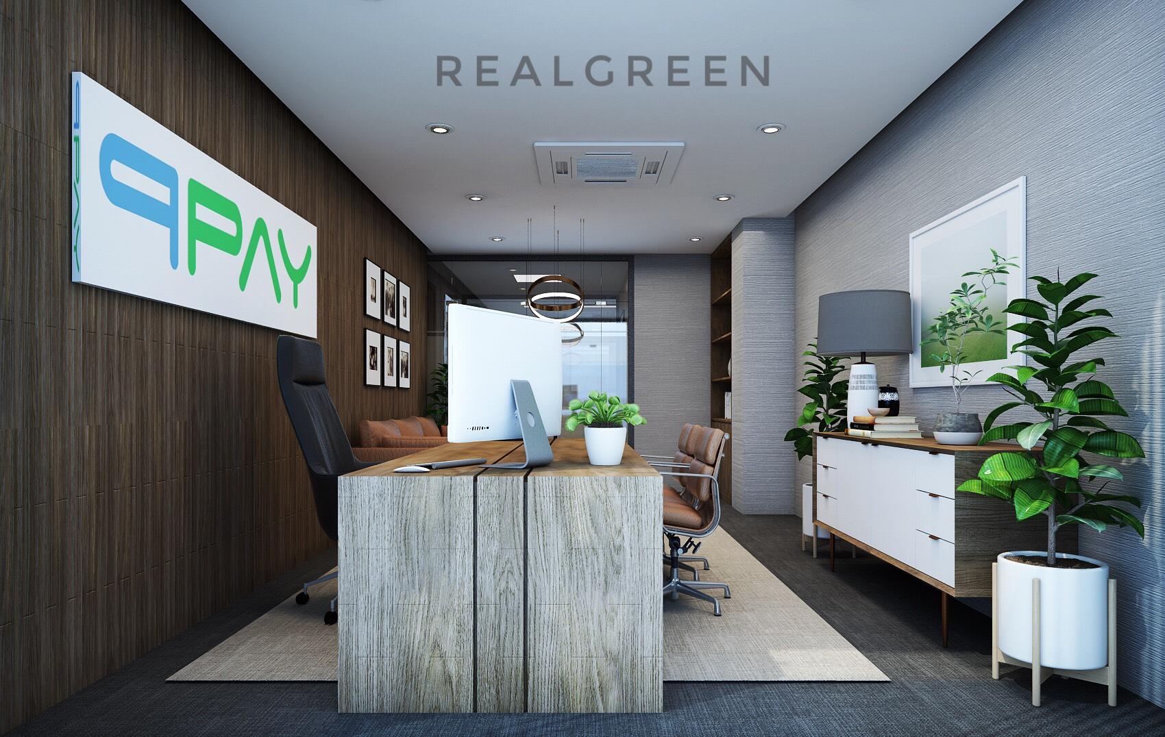 Nội Thất Văn Phòng Realgreen